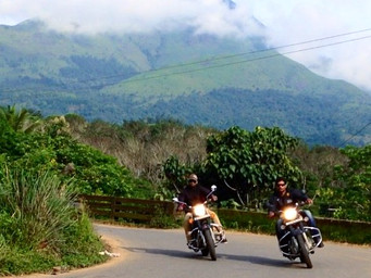 Kerala and Tamil Nadu - The Independence Day Ride [Ride 1]