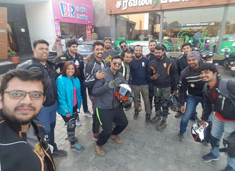Pondicherry [Ride 25]