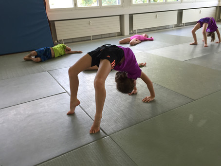 5 REASONS WHY EVERY YOUNG CHILD SHOULD DO GYMNASTICS
