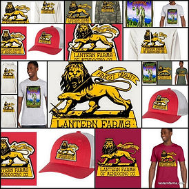 Lantern farms Clothing - New Fonts and s