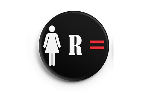 Women R = Button (10x Button Minimum)