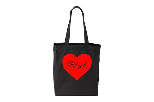 Black Love Tote