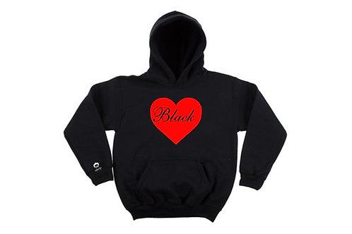 Black Love Hoodie