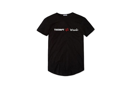 Therapy DOES NOT equal weak Tee!