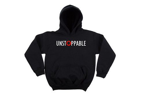 UNSTOPPABLE Hoodies