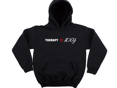 Therapy is SEXY Hoodie