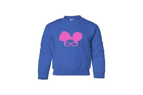 Youth Brooklyn's Puff Ball Sweatshirts