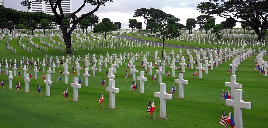 Manila-American-Cemetery-and-Memorial-Pa