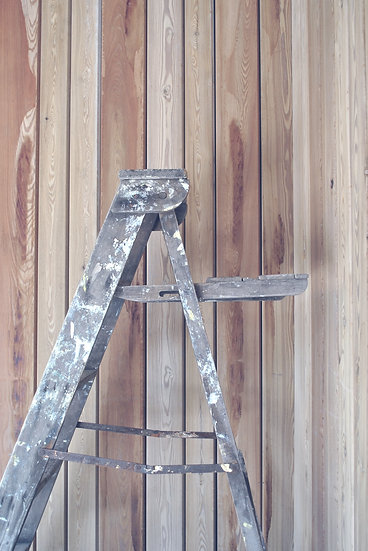 Rustic Ladders Front