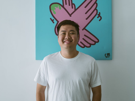 Vietnamese Digital Artist Crazy Monkey Blends Video, VR, And Design