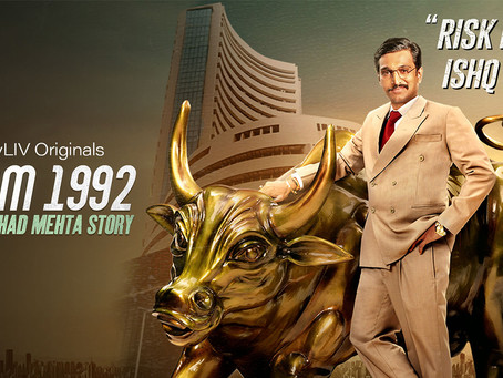 TOP LESSONS FROM WEB-SERIES SCAM 1992: THE HARSHAD MEHTA STORY TO ALL TRADERS & INVESTORS !!