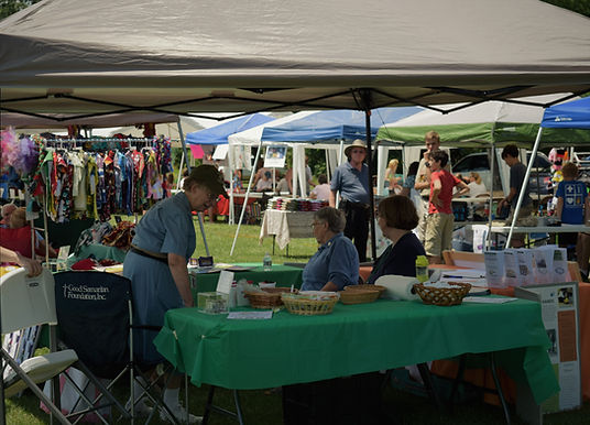 Vendor/Crafter Show - located in Community Park near bandstand