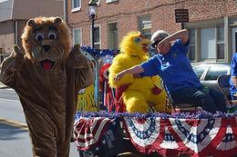 Heritage Day Parade!