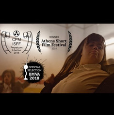 We won 🙏_Thank you Athens Short Film Fe