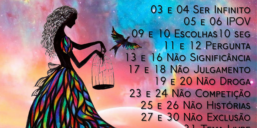 May of Freedom 21 dias de SOP