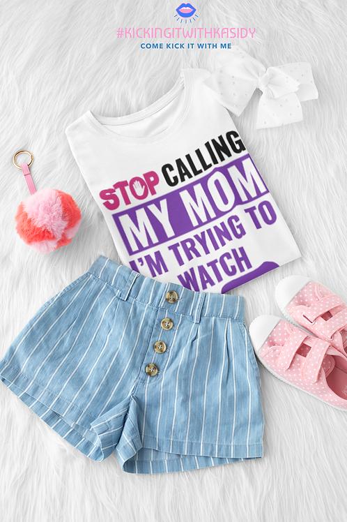 Stop Calling!