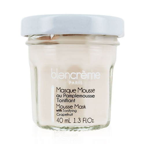 Masque visage mousse Pamplemousse