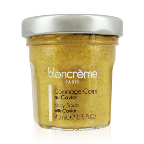 Gommage corps Caviar