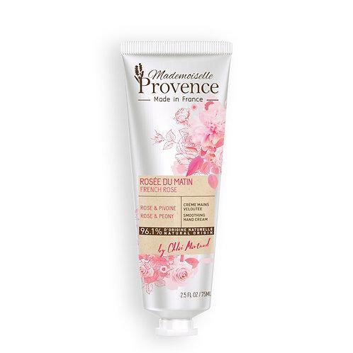 Crème mains veloutée - Rose & Pivoine