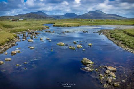 Howmore, Isle of South Uist