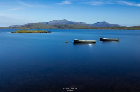Loch Bi, Isle of South Uist