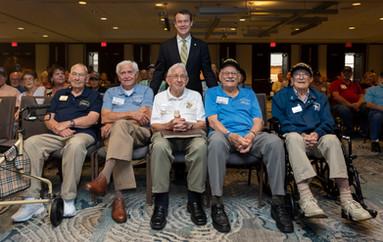 USS Indianapolis 2019 Survivors' Reunion