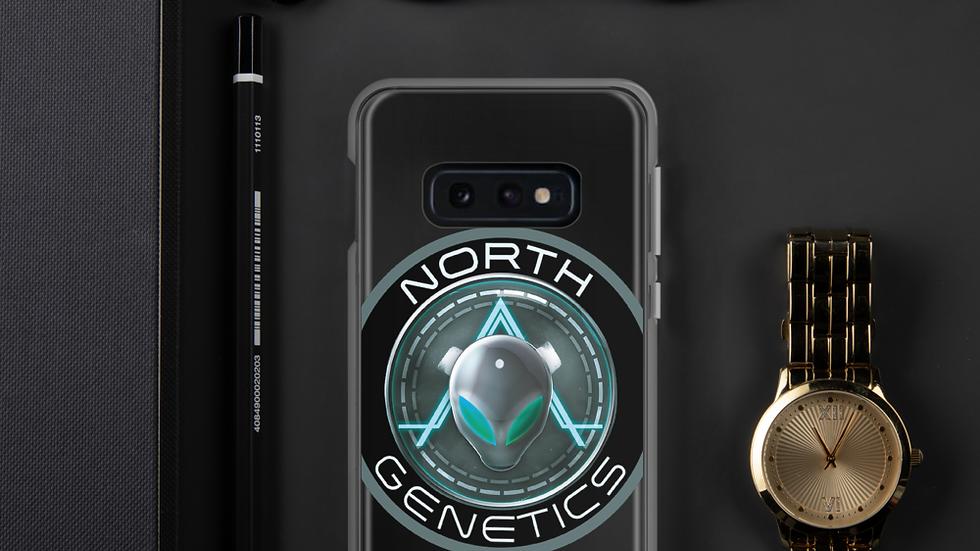 North Genetics Alien Samsung Phone Case