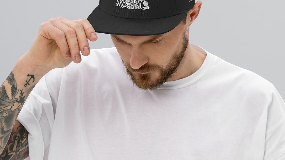 Odd World Snapback Hat