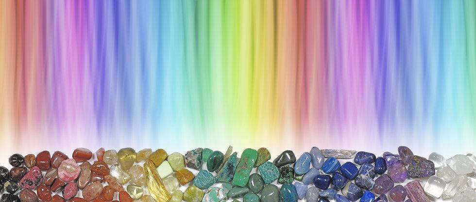 Magnificent Multi-coloured Chakra Healin