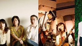 "2014.8.31 WGT LIVE GARAGE 『ASAKOYOSHIHIRO. presents ""Lost in Childhood 2"" 』 the cloudtails × coyote"