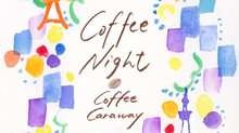 2017.9.30(sat) coffee night vol.7 at coffee caraway