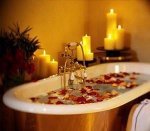 bain aromatique