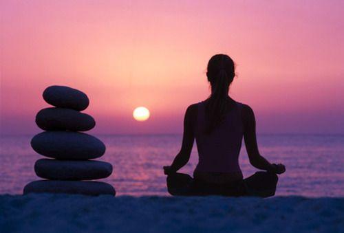 Préparation à la méditation