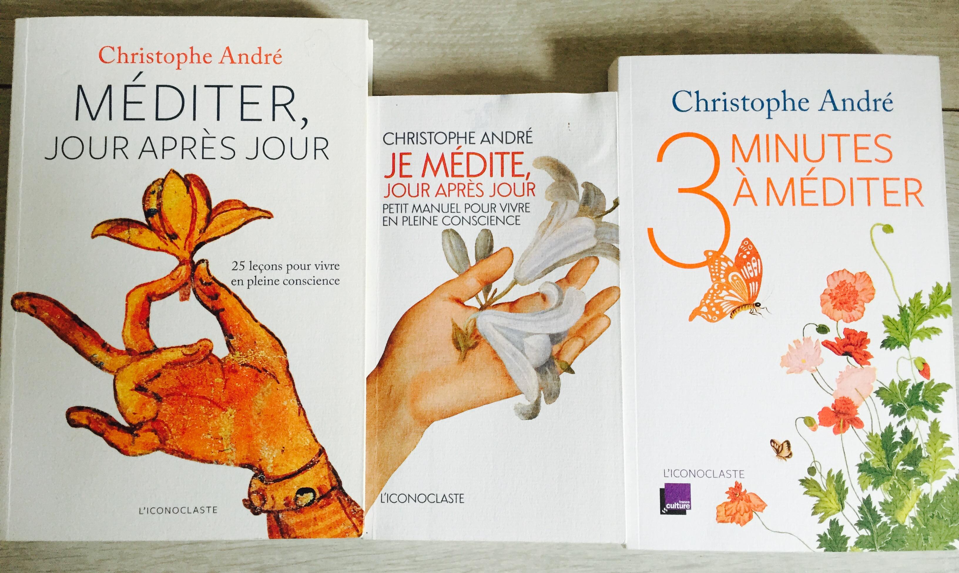 Méditer avec Christophe André