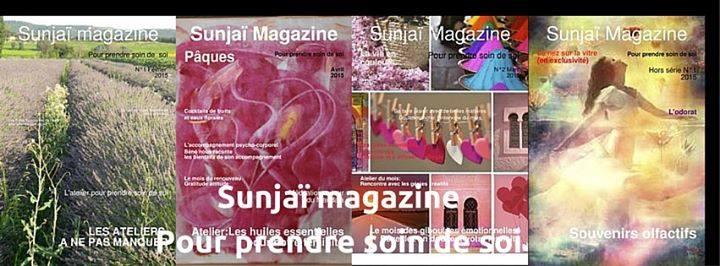 Interview Sunjaï Magazine
