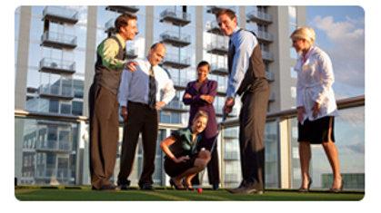 企業100小時高爾夫課程