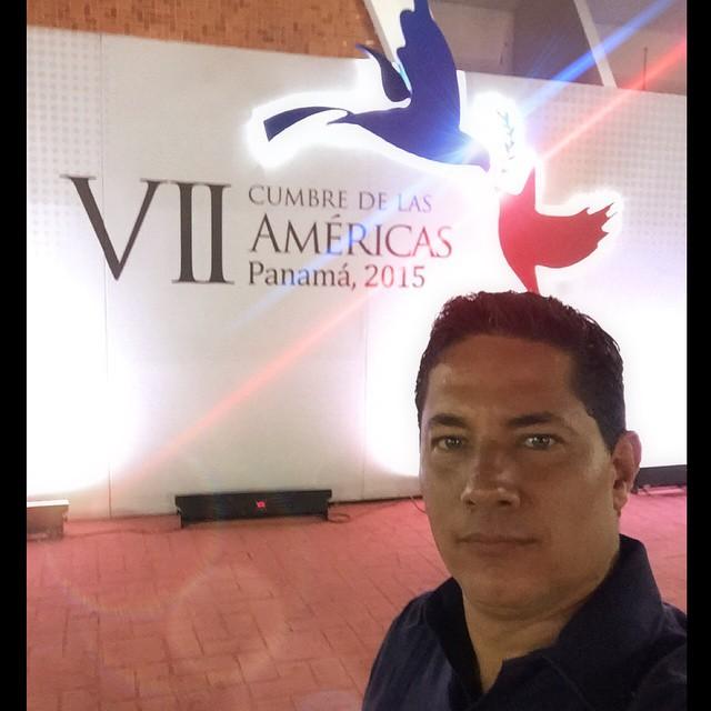 Gracias #Panamá ! Por tanto cariño mientras hacía mi trabajo