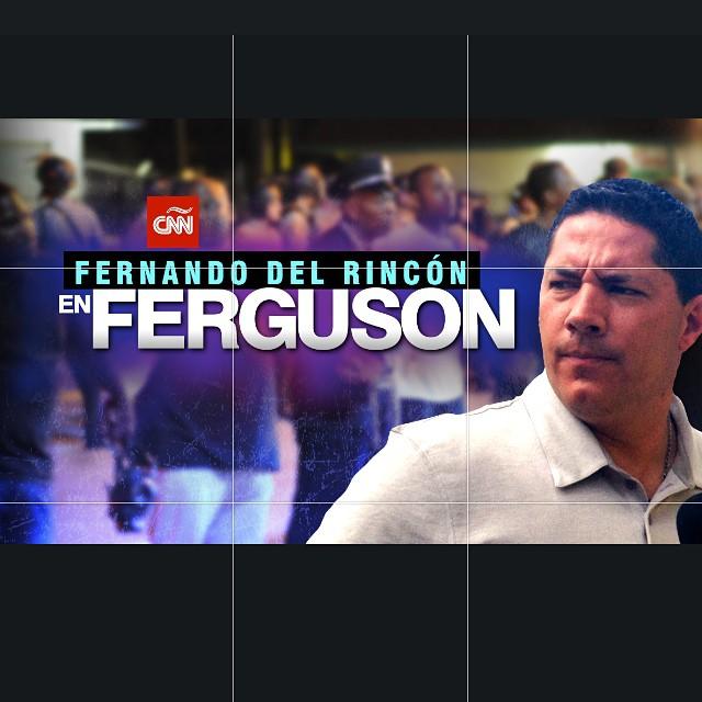 Cobertura desde #Ferguson #Missouri por la muerte de #MichaelBrown a manos de un policía blanco