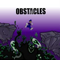 """Sekawnee """"Obstacles"""""""