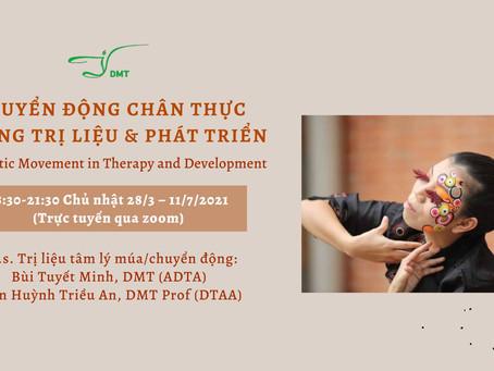 Authentic Movement in Vietnam