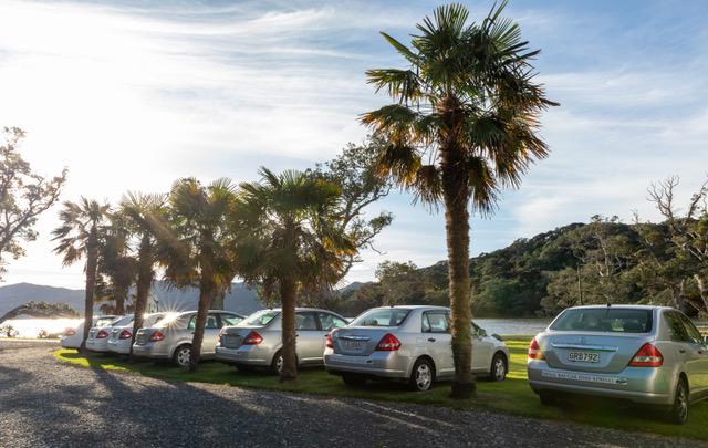 Shoal Bay Estate - front view