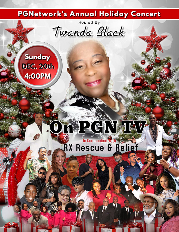 PGNetwork_RX Rescue Holiday Concert and