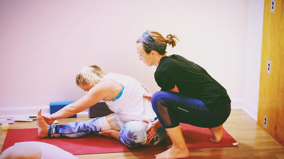 Workshop-Yoga Alignment Weekend