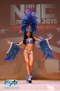Loly Pichardo Lux Showgirl Dan Galic