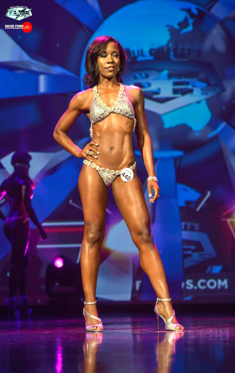 Deborah Weston vancouver bikini 2015 front David Ford