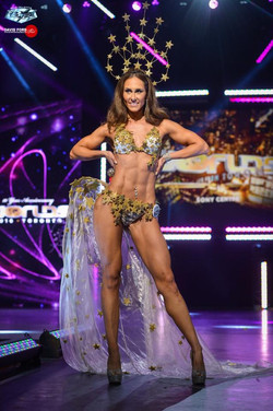 Lux WBFF Theme Wear
