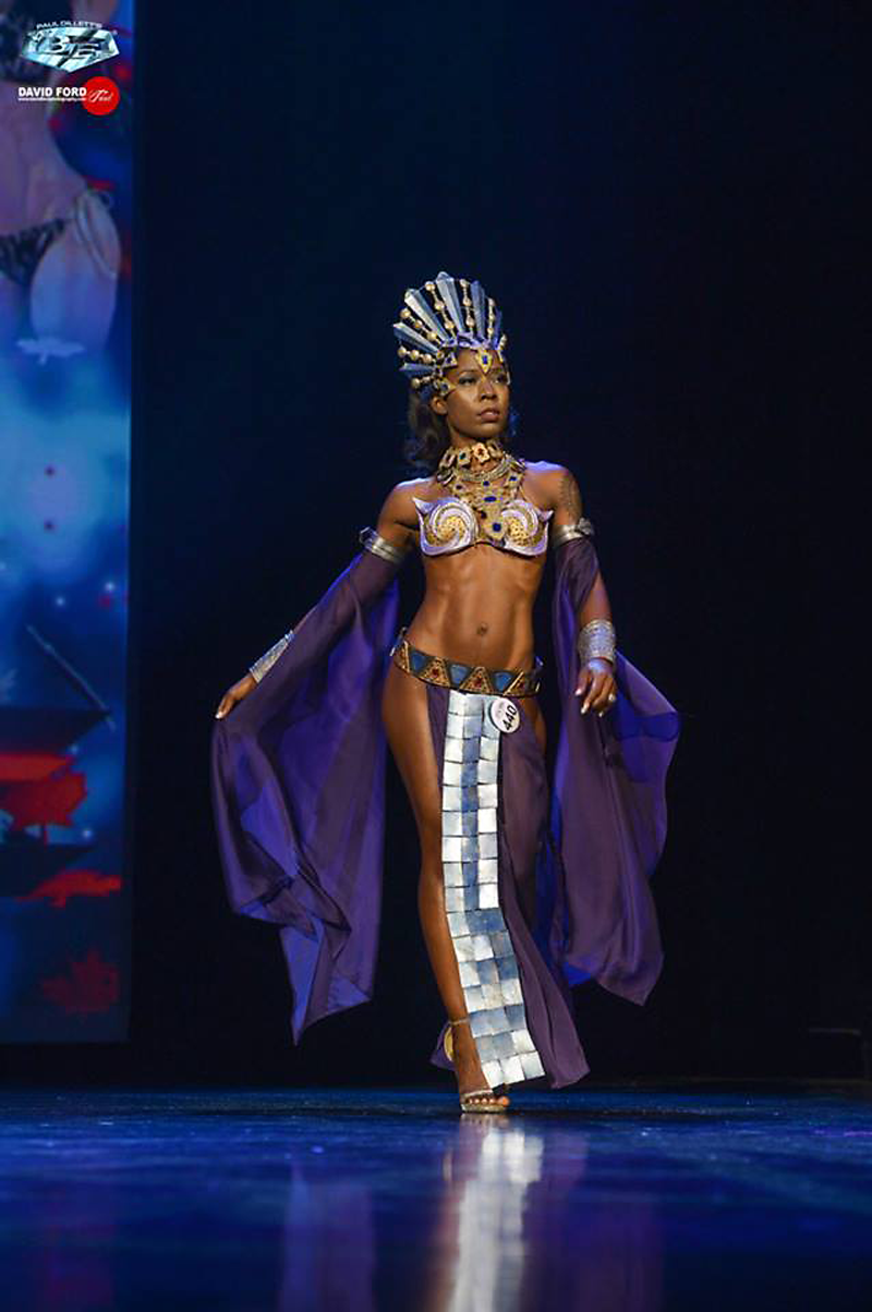 Deborah Weston Lux Akasha Theme Wear David Ford
