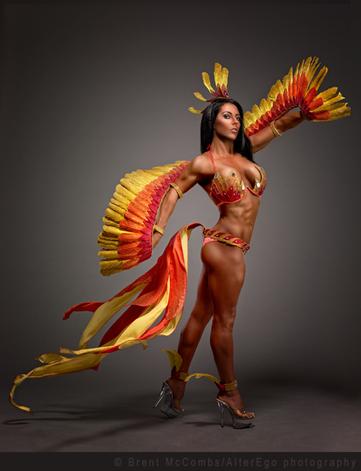 pheonix theme wear by Lux