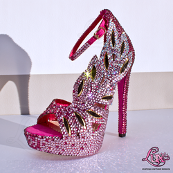 Lux Shoe Pink WBFF