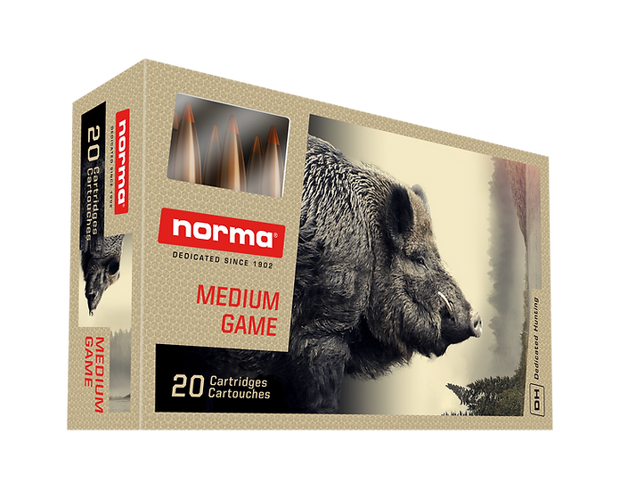 Norma Tipstrike .308 Win. – 170 grain 20 Schuss